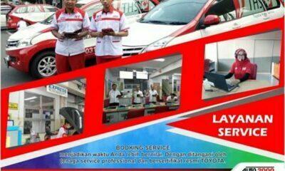 Booking Service Auto2000