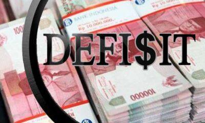 defisit anggaran