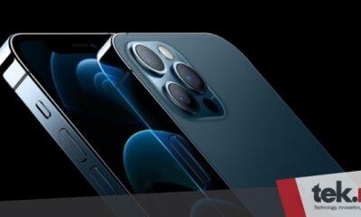 iPhone 13 bakal tampil tanpa notch layar