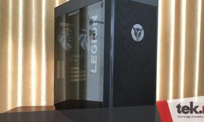 Review Lenovo Legion Tower 7i, PC pre-built nanggung